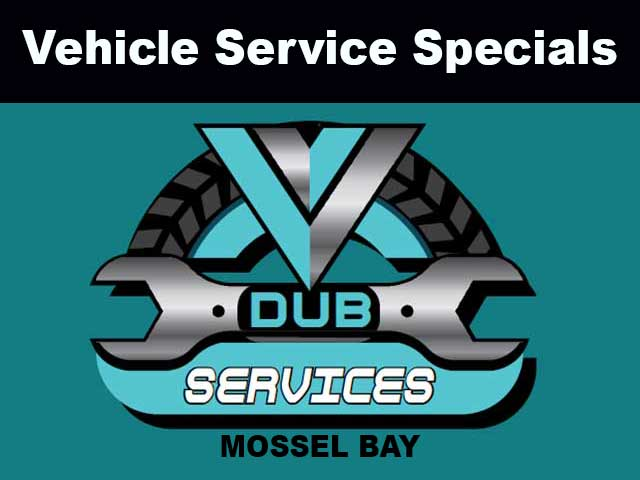 Vehicle Service Centre Specials Mossel Bay