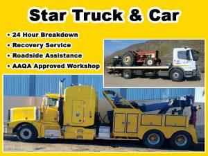 Star Truck & Car breakdown Service