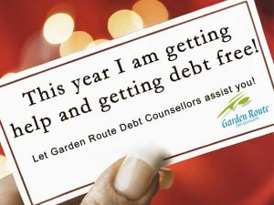Make Getting Debt Free a New Year's Resolution you can keep to