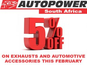 Exhaust and Automotive Accessory Special in George