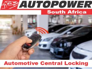 Automotive Central Locking Installations in George