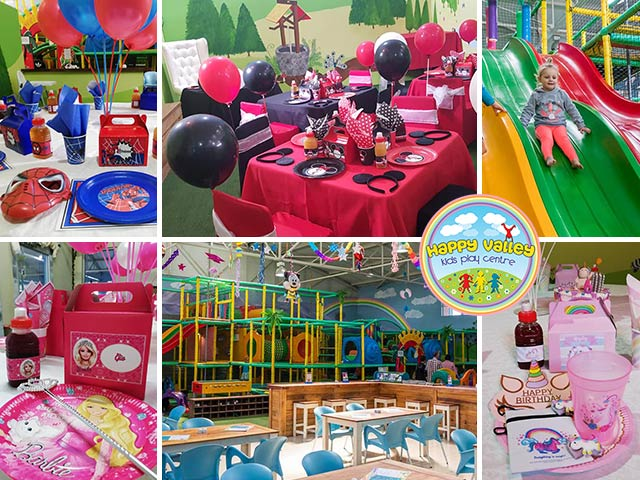 Stress Free Kiddies Parties in George