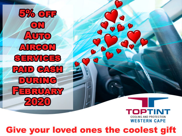 February Auto Aircon Special in George