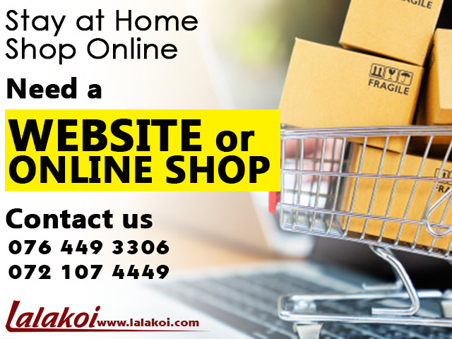 Do You Need a Website or Online Shop