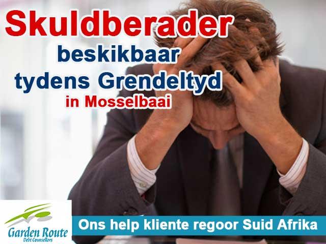 Skuldberader Beskikbaar Tydens Grendeltyd Mosselbaai