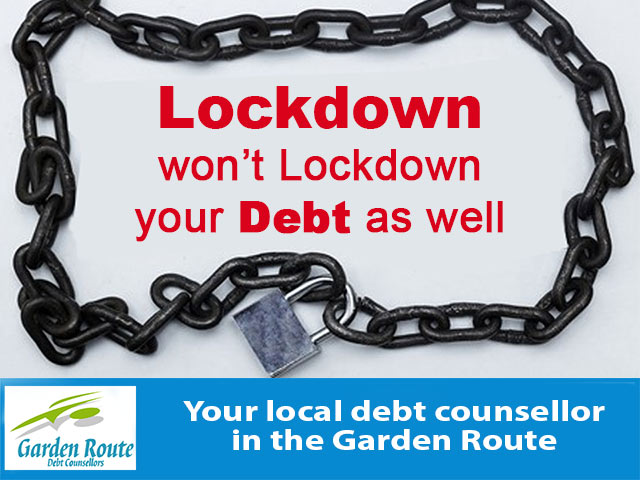 Lockdown won't Lockdown your Debt as well