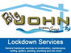 Mossel Bay Handyman Operating during Lockdown