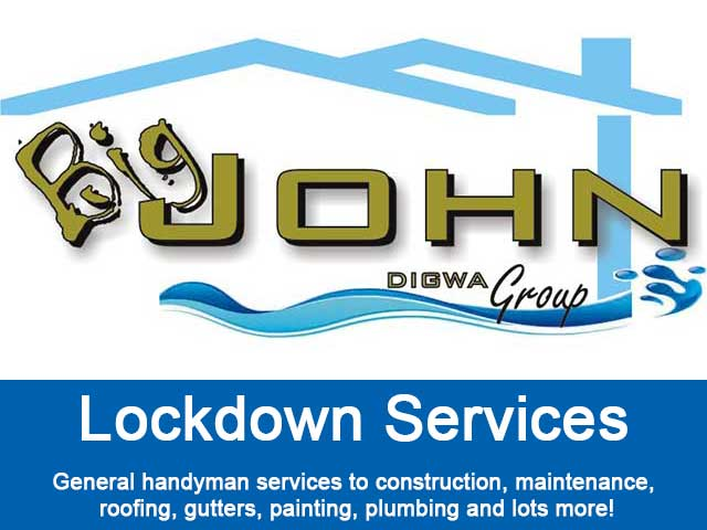 Handyman Lockdown Services Mossel Bay