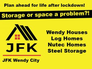 Wendy Houses and Steel Storage Solutions in George