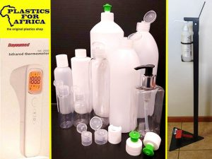 Get your Essential Supplies form Plastics for Africa in George