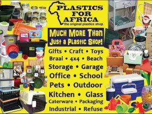 Essential Supplies Plastics for Africa in George