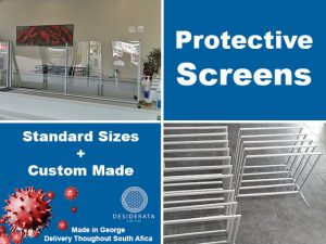 Protective Screens Made in George