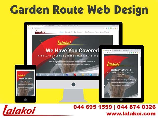 Garden Route Web Design and Development