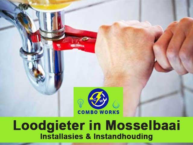 24/7 Loodgieter in Mosselbaai