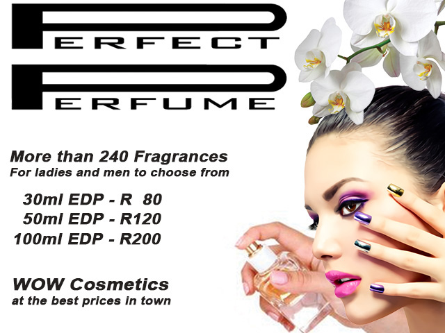 Perfume and Cosmetics at Affordable Prices in George