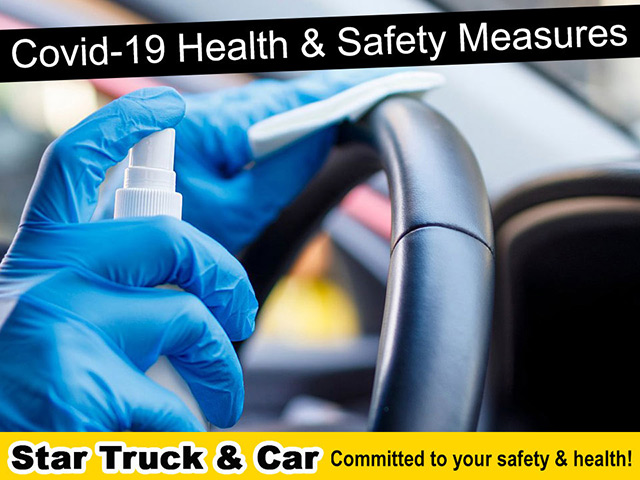 Star Truck and Car Committed to Your Safety