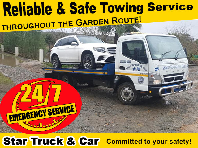 Garden Route Towing Service