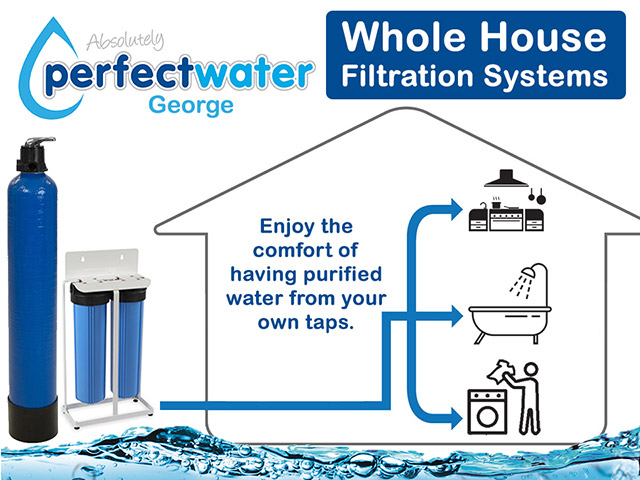 Whole House Filtration Systems in George