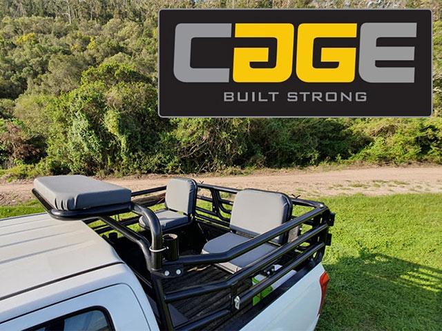 Custom Made Hunting Rails in George