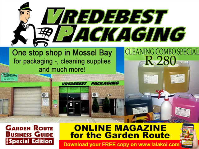 Packaging and Cleaning Supplies in Mossel Bay