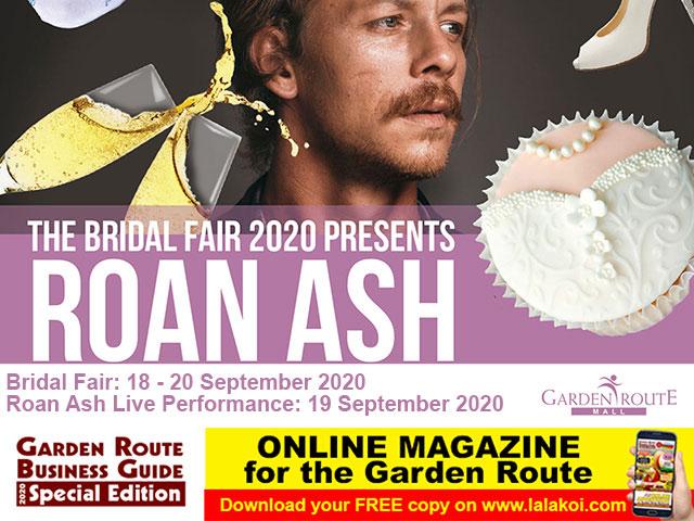 Roan Ash Live at Garden Route Mall Bridal Fair 2020