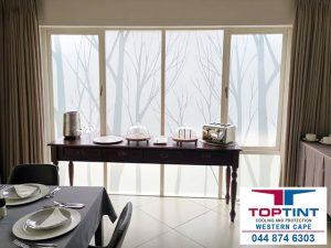 Add Style with Decorative Window Tinting by TopTint George