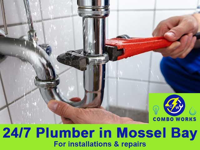 24/7 Plumber in Mossel Bay
