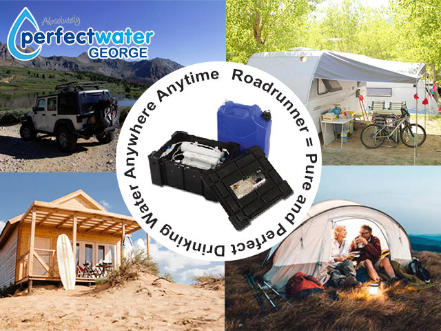 Mobile Water Purifier For Sale in George