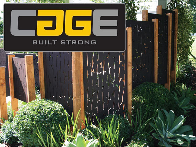 Garden Screens Manufactured in George