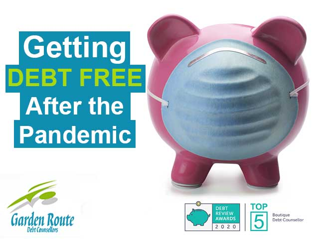 Getting Debt Free After the Pandemic
