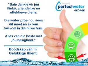 Flinke Diens van Absolutely Perfect Water George