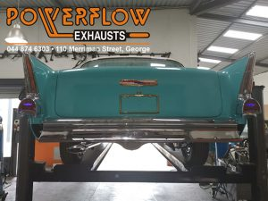 Fully Equipped Exhaust Fitment Centre in George