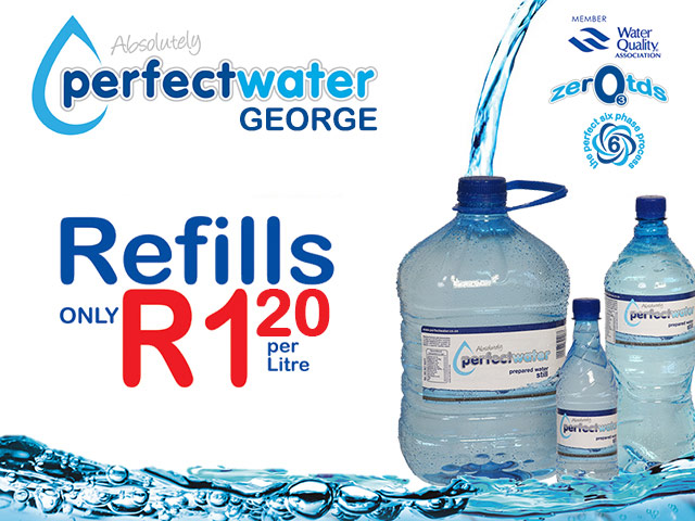 RO Purified Water Refills in George