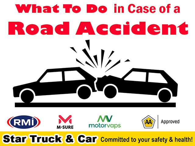 Garden Route Road Accident Assistance