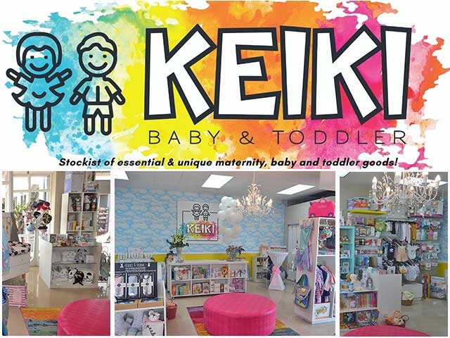Keiki Baby and Toddler Now Open