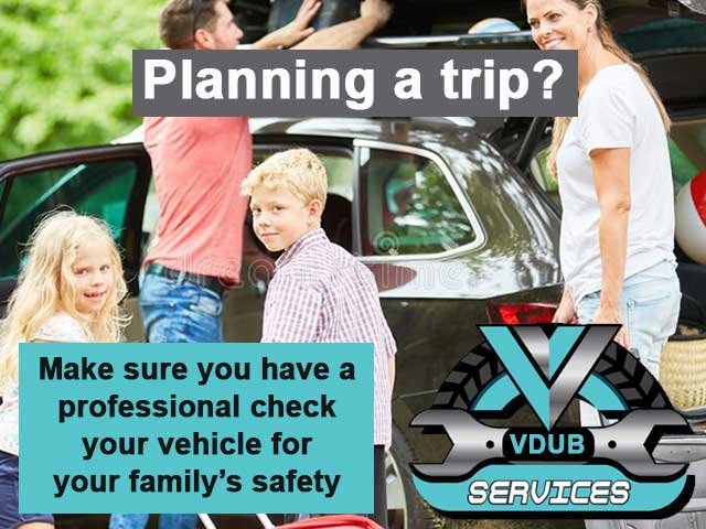 Checking your Vehicle before your Holiday Road Trip