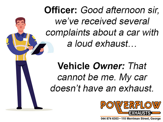 All Vehicles Welcome at PowerFlow George