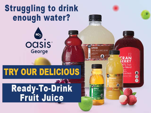Ready-To-Drink Fruit Juice in George