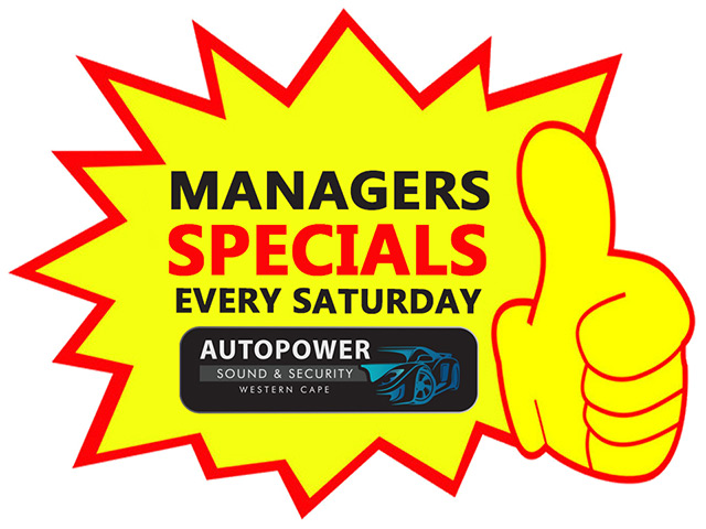 Specials on Automotive Products in George