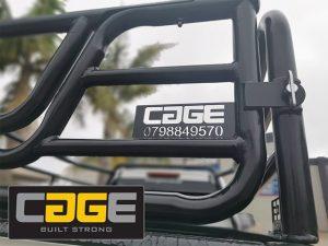 Automotive Steel Railings in George