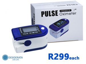 Oximeters in George