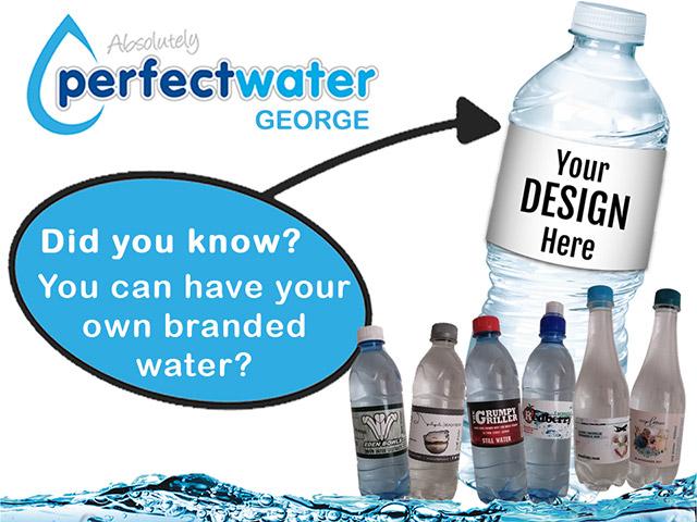 Branded Water in George