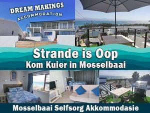 Mosselbaai Selfsorg Akkommodasie