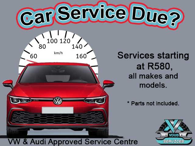 Car Service Due?