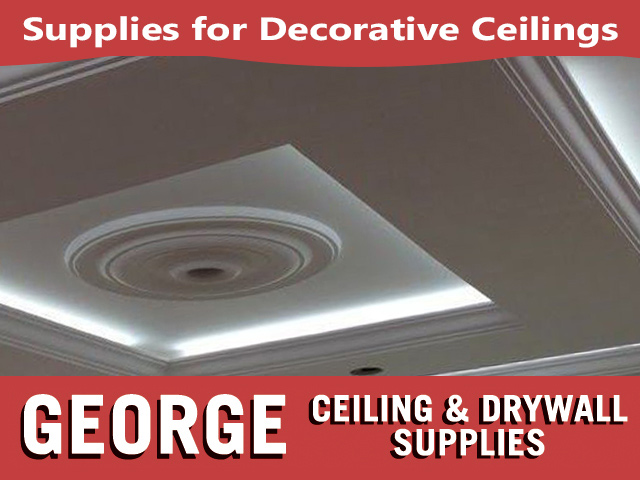 Supplies for Decorative Ceilings in George