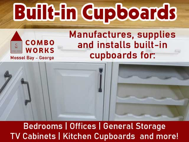 Garden Route Built-in Cupboards