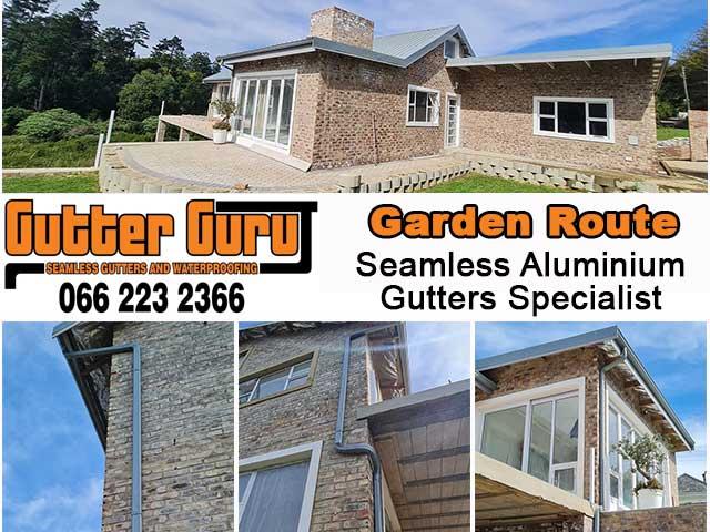 Garden Route Seamless Aluminium Gutters Specialist