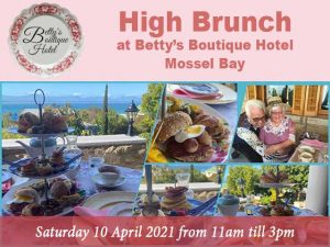 High Brunch at Betty's Boutique Hotel Mossel Bay