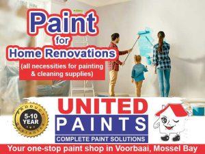 Paint Shop in Mossel Bay