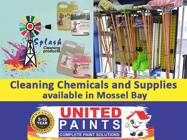 Cleaning Chemicals and Supplies in Mossel Bay